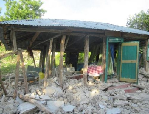 Rural Communities After The Earthquake